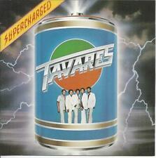 SOUL Tavares Supercharged CD 1980 RARE !