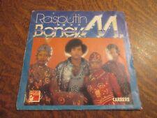 45 tours BONEY M rasputin