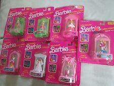 Barbie Miniature Collectibles Ballerina Wedding Bathing Beauty 1959 Lot of 7