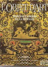 L'ESTAMPILLE L'OBJET D'ART N° 240  OCTOBRE 1990