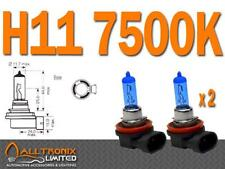 H11 7500K 55W FOG LIGHT BULBS HID LOOK XENON BLUE FANTASTIC COLOUR UK SELLER !!