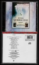 MISSION - De Niro,Irons,Joffé (CD BOF/OST) Ennio Morricone 1986 NEUF
