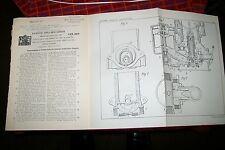 CARBURETTORS FOR INTERNAL COMBUSTION ENGINES PATENT.CLAUDEL, FRANCE. 1928