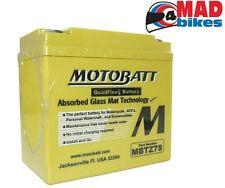 MOTOBATT MBTZ7S Mejora Batería,HONDA CBR1000RR 2008 TO 2013 (NO ABS Modelo)