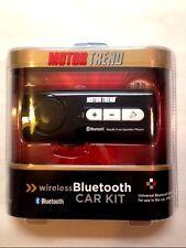 Motor Trend Mt-2000 Wireless Bluetooth Car Kit New!