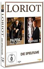 # DVD Loriot-ödipussi + Pappa ANTE PORTAS - The Movies - 2 Disc Set * NEW