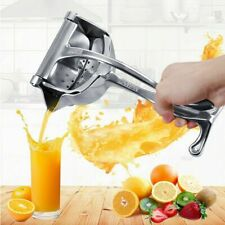 Manual Stainless Steel Juicer Hand Juice Press Squeezer Fruit Juicer Extractors