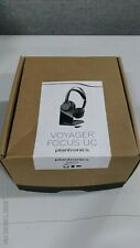 Plantronics Voyager Focus UC Bluetooth USB B825 202652-01 Headset with Active No
