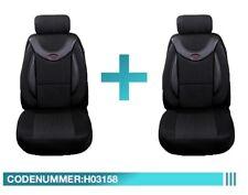 Schonbezüge Sitzbezug  Sitzbezüge VW SCIROCCO  Fahrer & Beifahrer H03158
