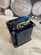 More details for wooden vintage transformer suit audio 6.3v tapings 240v