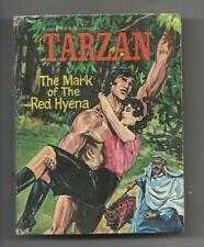 Tarzan the Mark of the Red Hyena - Big Little Book #5 - VG 4.0