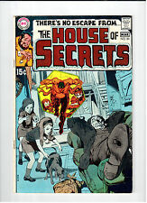 Dc Comics House Of Secrets #84 - Vg March 1970 vintage comic Adams cover