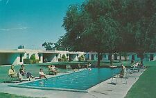 LAM(W) Mesa, AZ - Elm's Motel - Exterior and Swimming Pool View