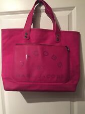 Marc by Marc Jacobs Hot Pink Shopping Tote