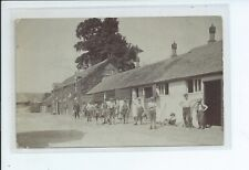 More details for real photo postcard  whatcombe stables in  berkshire in good condition