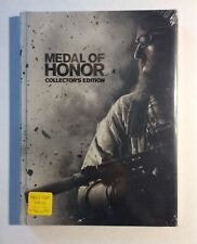 NEW! Medal of Honor Collector's Edition Prima Official Game Guide PS3 Xbox PC EA