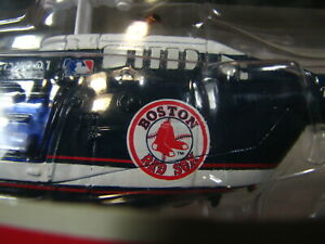 White Rose MLB Boston Red Sox Baseball Die Cast Bell Textron 1:43 Helicopter