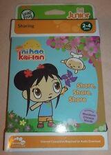 Leap Frog Tag Junior Ni Hao Kai-lan Share, Share,Share New