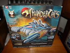 THUNDERCATS, THUNDERTANK WITH EXCLUSIVE SNARF FIGURE, NIB, 2011
