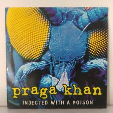 "Praga Khan – Injected With A Poison (Vinyl, 12"", MAXI 33 TOURS)"