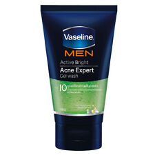 Vaseline Men Active Bright Acne Expert Gel Wash 100 grams