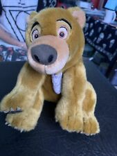 "Disney Kenai Soft Toy Brother Bear Plush Stuffed Walt Disney World 8"" Rare"