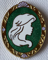 2014 Disney Pin Ariel Mermaid Cameo 102157 Mystery Box Set Series