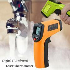 Digital IR Infrared Laser Thermometer LCD Temperature Non-Contact Handheld Gun