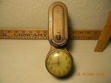 ANTIQUE VINTAGE THERMOSTAT BY IRON FIREMAN 1930'S MODEL ALL IN ORIGINAL.