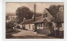 POST OFFICE, ROSENEATH: Dunbartonshire postcard (C27571)