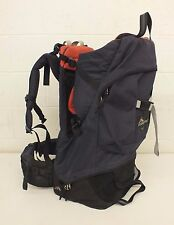 Macpac Possum High-Quality Kid Carrier/Baby Backpack Dark Blue Fast Shipping