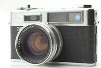 【EXC +4】 Yashica Electro 35 Rangefinder f/1.7 45mm First Model Film Camera japan