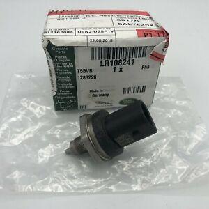 Land Rover LR4 Range RR Sport Fuel Injector Pressure Sensor LR108241 Genuine