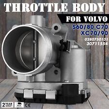 Throttle Body for Volvo C70 S60 S80 V70 XC70 XC90 30711554 Active 2.4L 2.5L