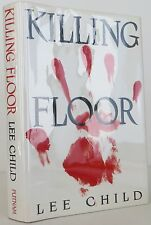 LEE CHILD Killing Floor (Jack Reacher, No. 1) FIRST EDITION