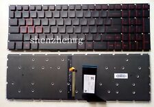 """New for Acer Nitro AN515-51 N16C7 N17c1 AN515-51-705 15""""6 US backlit Keyboard"""