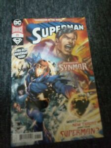 Superman 25 DC 2020 Like New