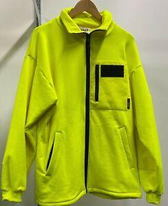 Sisley All Rounder Fleece Hi Vis Yellow