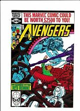 "Avengers No.199  : 1980 :  : ""The Madness Within Red Ronin!"" :"