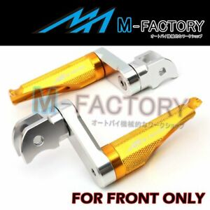 Front 40mm Extension Foot Pegs Fit Buell XB9R Firebolt 03-07 XB9S CB9SX XB12R