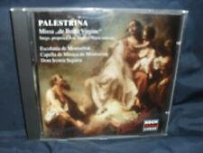 Palestrina - Missa De Beata Virgine -Escolania De Montserrat / Segarra