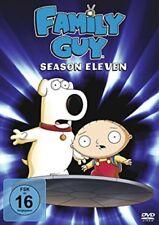 Family Guy Staffel 11 Season Eleven NEU OVP 3 DVDs
