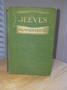 Jeeves P G Wodehouse Hardcover