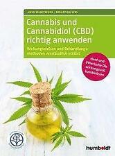 Cannabis und Cannabidiol (CBD) richtig anwenden HANF ÖL RATGEBER STIFTUNG GESUND