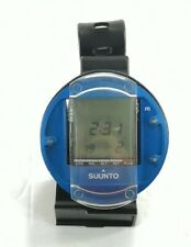 Suunto SeaQuest Favor S Wrist Watch Scuba Dive Computer + Lens Guard       #1377