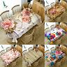 NEW 3D Flower Tablecloth Rectangular Home Wedding Table Cover Decor Dustproof