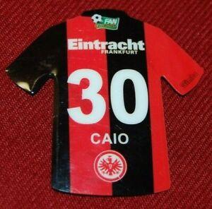Eintracht Frankfurt Kühlschrankmagnet CAIO Nr.30 als Tricooberteil, II
