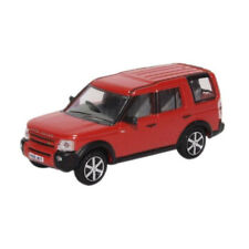 Oxford OXF76LRD008 Land Rover Discovery 3 rouge métallique 1:76 (222199) NEUF!°