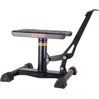 DRC Wide Lift Up Motocross Mx Enduro Bike Stand Black