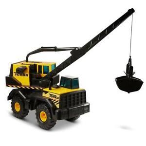 TONKA Classic Steel Construction Crane 93922